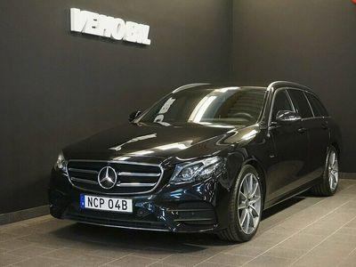 begagnad Mercedes E220 Värmare 360-Kamera Navi Drag Apple Carplay