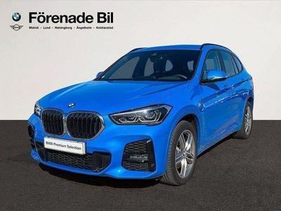 begagnad BMW X1 xDrive 20d M-Sport Navi Drag HiFi Head