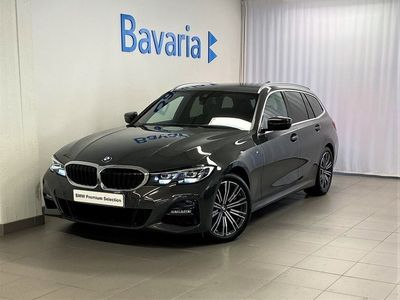 begagnad BMW 330 i xDrive Touring M-Sport Winter Drag Nav Nypris 552 500