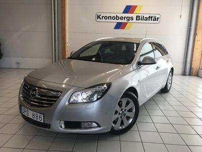begagnad Opel Insignia Kombi 2,0 Tdi