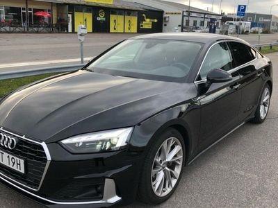 begagnad Audi A5 leasingöverlåtelse