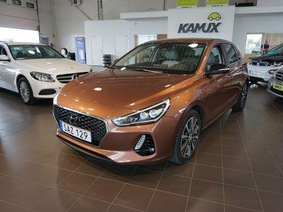begagnad Hyundai i30 1,6 136 hk Premium -18