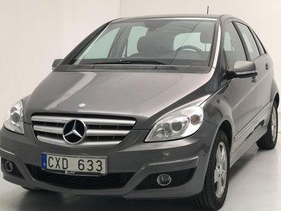 begagnad Mercedes B180 B-KlassNGT BlueEfficiency