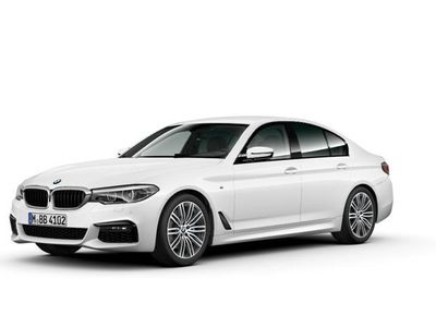 begagnad BMW 530 i xDrive Sedan M sport -20