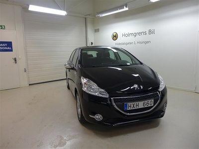 begagnad Peugeot 208 5D Active 1.2 Vti