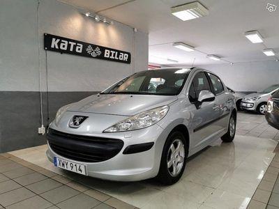 begagnad Peugeot 207 5-dörrar 1.4 88hk