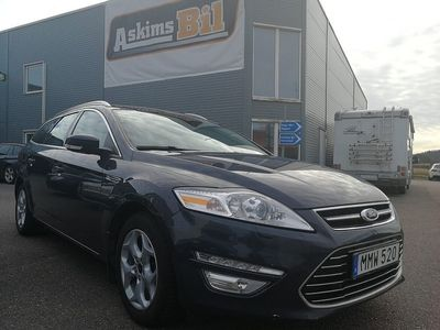 used Ford Mondeo 2,0 TDci 9600mil Keyless Automat Business