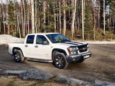 begagnad Chevrolet Colorado 2.8