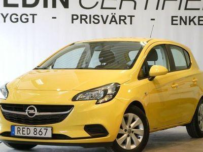 gebraucht Opel Corsa 5-D 1.4 Enjoy Rattvärme V-hjul PDC