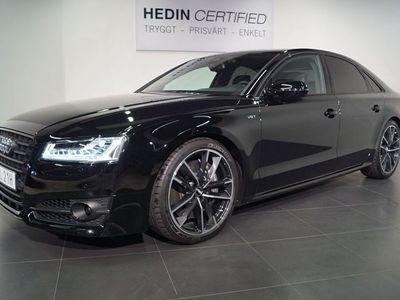 begagnad Audi S8 plus 4.0 TFSI V8 quattro TipTronic 605hk