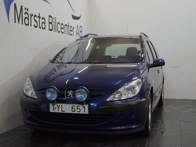 begagnad Peugeot 307 Break 2.0 XS 136HK DRAG M-VÄRMARE SV-SÅLD