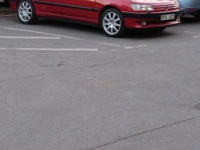begagnad Peugeot 306 Cabriolet