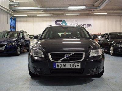 begagnad Volvo V50 2.0 D Summum Välskött
