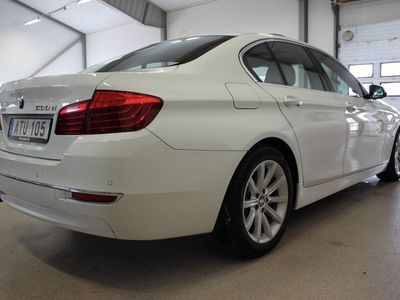 begagnad BMW 530 D XDrive F10 258 HK Navi LuxuryLine
