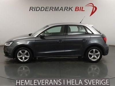 begagnad Audi A1 1.4 TFSI M-värm Euro 6 125hk