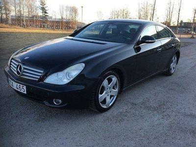 begagnad Mercedes CLS350 svensk-såld, Navi, 272h