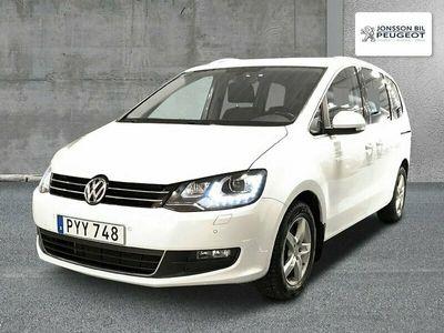 begagnad VW Sharan 2.0 TDI 4Motion Premium 7-sits 150hk