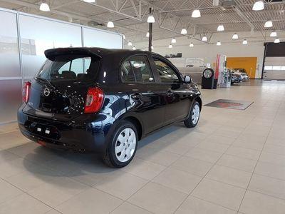 begagnad Nissan Micra 80 Acenta -16