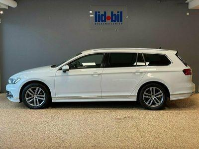 begagnad VW Passat Sportscombi 2.0 TDi Executive. Drag. Aut.