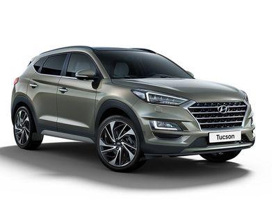 begagnad Hyundai Tucson 1.6 Turbo DCT74WD Premium