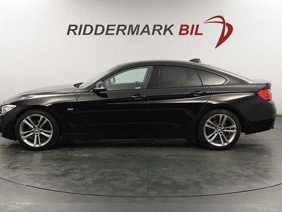 begagnad BMW 420 Gran Coupé d Sport Line Eu6 190hk