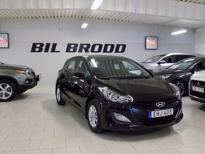 brugt Hyundai i30 1.6 Crdi 5.d Bluedrive ( 110 Hk )