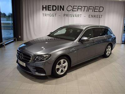 begagnad Mercedes E220 //P-värmare // Dragkrok // AMG Sportstyle