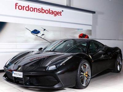 begagnad Ferrari 488 GTB Svensksåld 2016, Sportkupé 1 939 000 kr