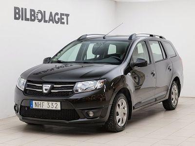 begagnad Dacia Logan MCV II 1,5 dCi 90 hk Laureate