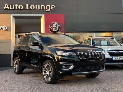 begagnad Jeep Cherokee Overland 2.2d 200 hk