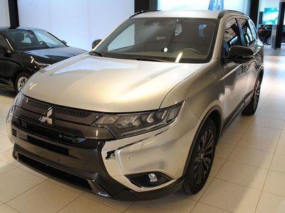 begagnad Mitsubishi Outlander ONYX 7 - SITS 150HK AWD