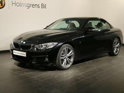 brugt BMW 420 d Cabriolet M-Sport / HiFi / Automat