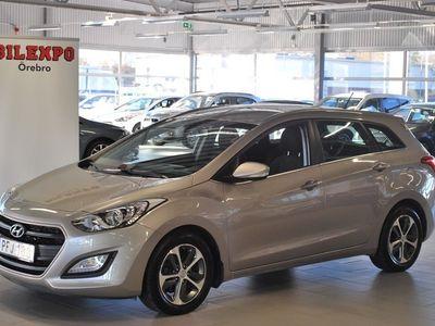 gebraucht Hyundai i30 1.6 CRDi Kombi Comfort 110 Hk
