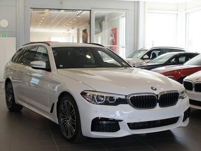 brugt BMW 520 d xDrive M-Sport/ Connected/ Winter/ 19