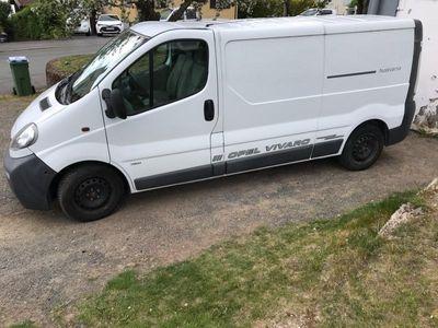 begagnad Opel Vivaro Van 1.9
