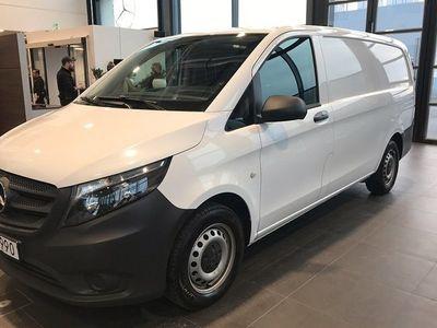 begagnad Mercedes Vito 7G-Tronic Plus Euro 6 136hk