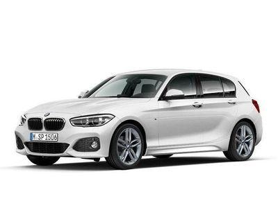 begagnad BMW 118 d xDrive 5D