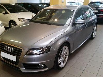 "begagnad Audi A4 Avant 1.8 TFSI S line 19"" fälgar"