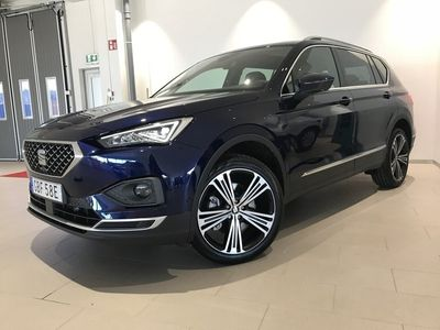 used Seat Tarraco Excellence 2.0 TDI 190 DSG 4Drive