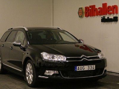 brugt Citroën C5 TOURER 2.2 HDi 204hk *Exclusive *Aut *Navi *D-värm