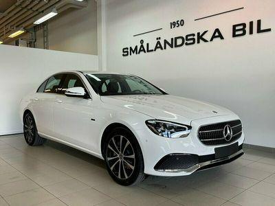 begagnad Mercedes E300 PLUG-IN