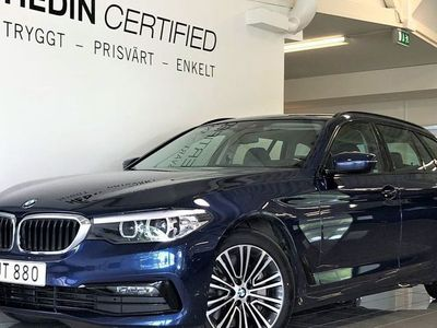 begagnad BMW 530 i xDrive Touring Sportline Connected