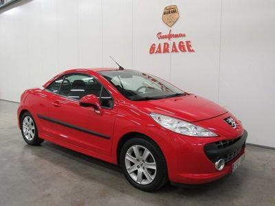begagnad Peugeot 207 CC 1.6 VTi Sport Ny Bes