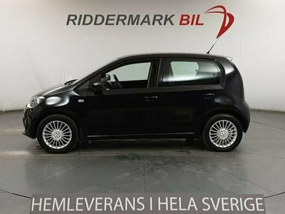 begagnad VW up! ! 1.0 75hk M-värm PDC Nyservad Billig i drift