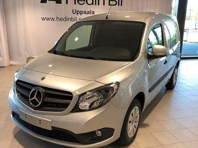 begagnad Mercedes Citan 109 Benz CDI FIGHTER LÅNG 2019, Transportbil 219 875 kr