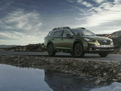 begagnad Subaru Outback Field