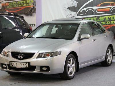 begagnad Honda Accord 2.4 EXECUTIVE 190HK EN ÄGARE GLA