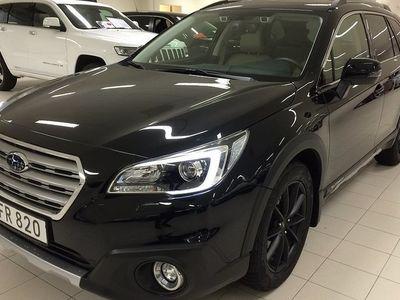 begagnad Subaru Outback 2,0D Summit Styling Kit Maxutr 2016, Kombi 359 900 kr