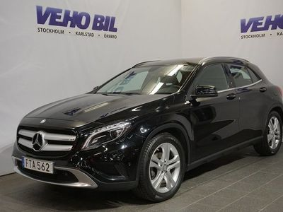 begagnad Mercedes GLA200 7G-DCT