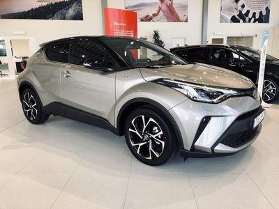 begagnad Toyota C-HR 2.0 Elhybrid (184hk) Aut